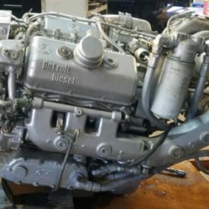 Detroit 6V53TI 400HP-MEG4753