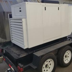 50KW Genset w/trailer-IEG2311