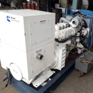 Cummins 6BT5.9 Emergency Generator 85Kva-MEG4761