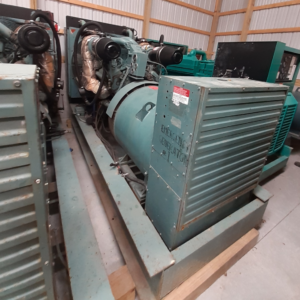 Detroit Diesel 500kw Generator Sets 12V92 Low Hours-IEG2318