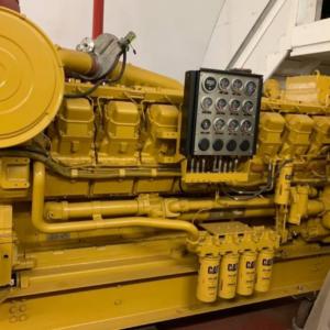 Caterpillar 3516STD Marine Generator 1250kw-MEG4784