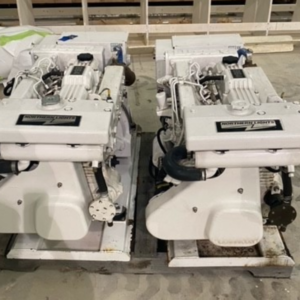 Northern Lights 25KW Pair Low Hours-MEG4790