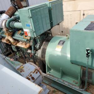 Detroit Diesel 16V92TA 600v Generator Set-IEG2320