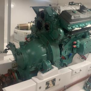 Detroit Diesel 8V92TI With Gears Pair Rebuilt-MEG4795