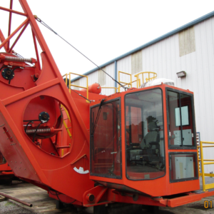 HMD 60-Ton Pedestal Crane New-C2100