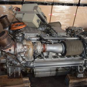 MTU 12V2000M91 With ZF2050A Gears Pair-MEG4803
