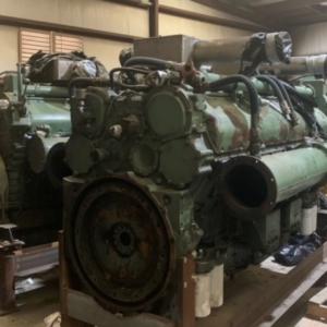 Detroit Diesel 12V149NA Pair-MEG4807