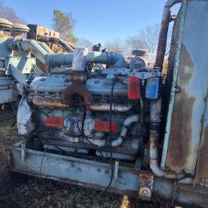 Detroit Diesel 16V92NA w/Rad-IEG2326