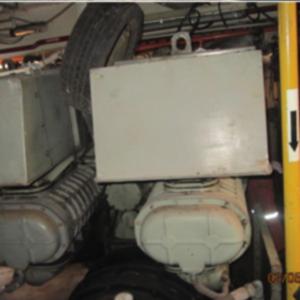 EMD 16-645E8 1950hp w/Falk Gears Pair-MEG4827