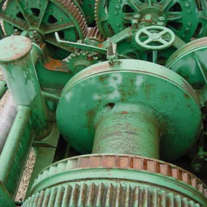 Towing Winch 30-Ton Electric-M4313