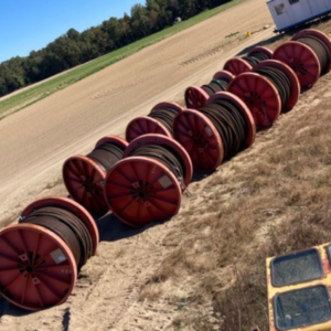 Wire Rope 2-1/4 3000FT Spools-M4314
